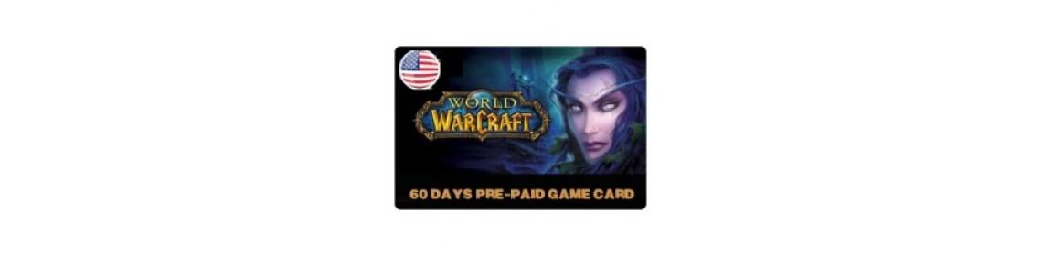 وورلد اف وركرافت 60 يوم أمريكي