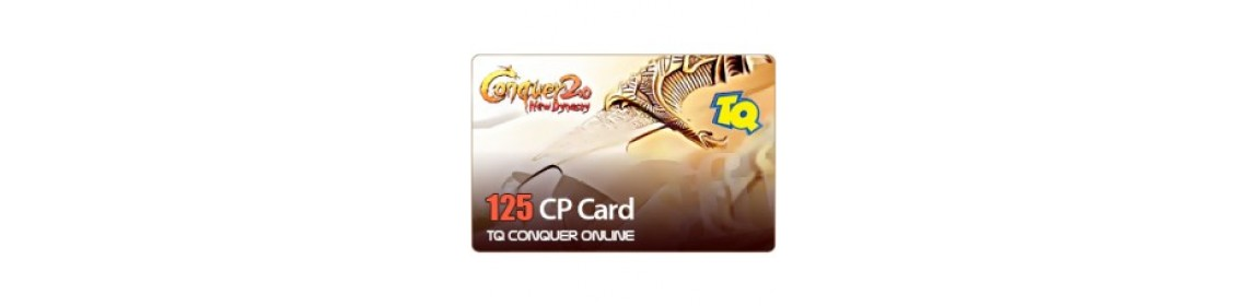 Conquer Online - 125 CP